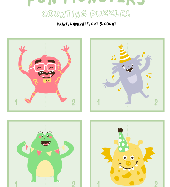 Number and Shapes for kids