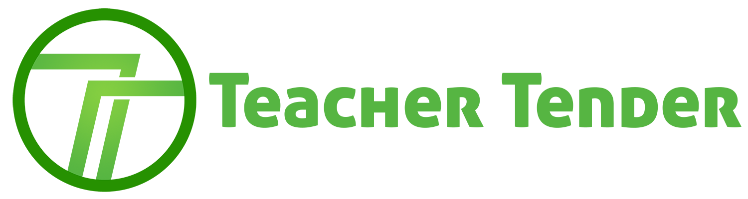 Teacher Tender